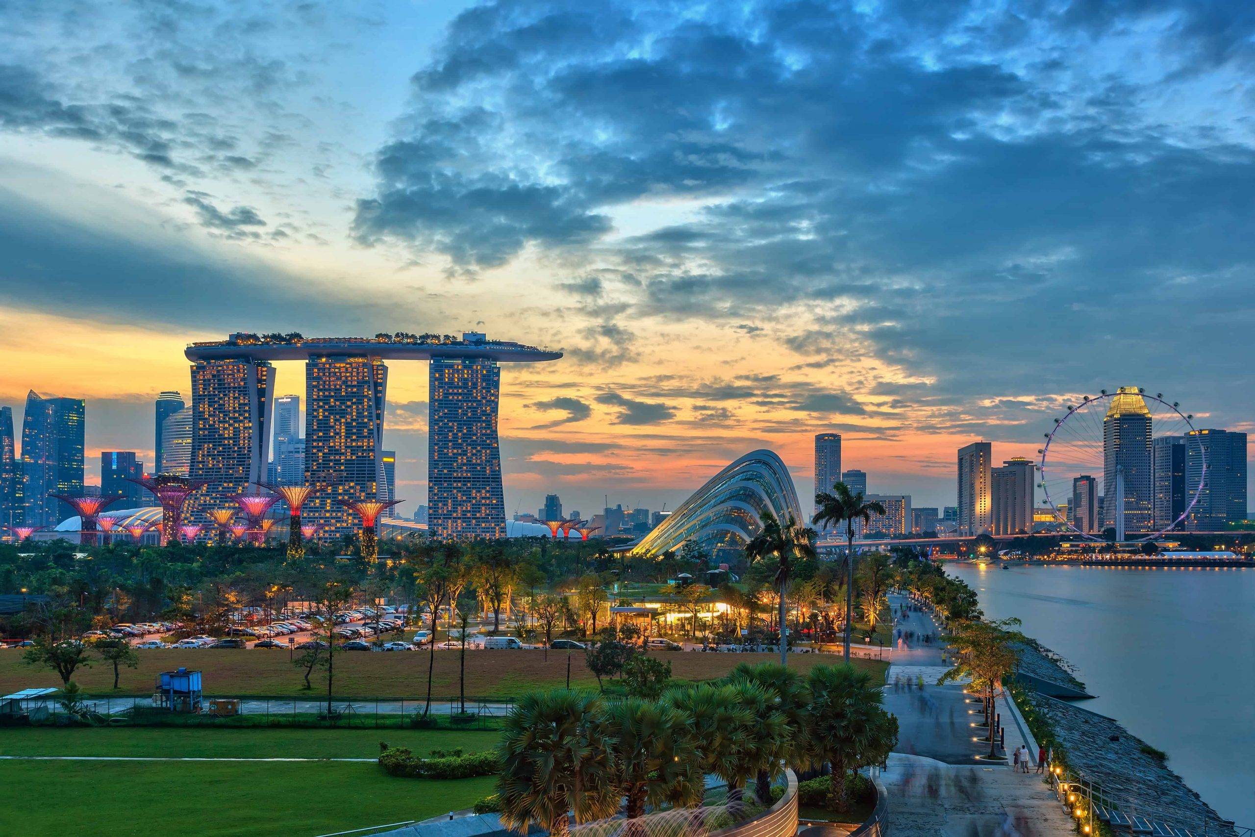 Rundreise Singapur: Empfehlungen & Vergleich (01/21)