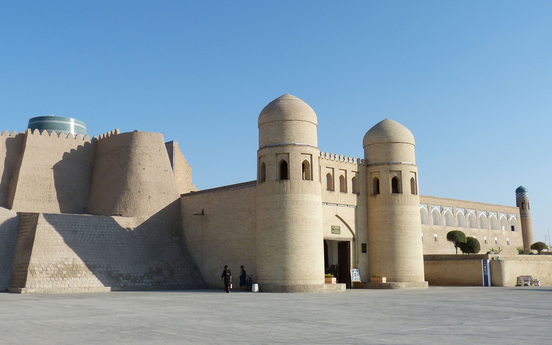 Rundreise Usbekistan: Empfehlungen & Vergleich (12/20)